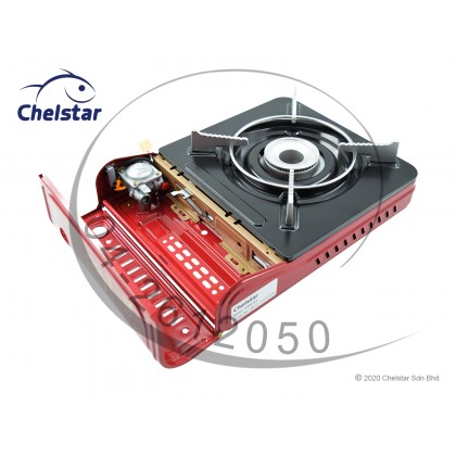 Chelstar Portable Butane Hi-Power Gas Cooker / Stove (CPS-91)