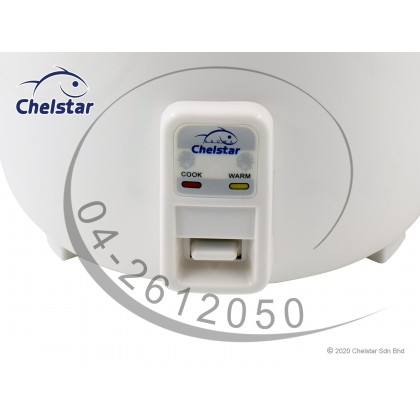 Chelstar 4.6 Liter Electric Rice Cooker (CRC-050)