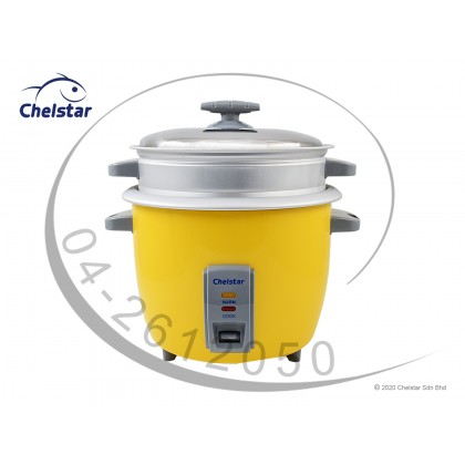 Chelstar 1.0 Liter Electric Rice Cooker (CRC-010)