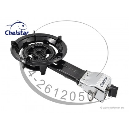Chelstar Low Pressure Auto Ignition Cast Iron Gas Cooker / Stove (M-21A)