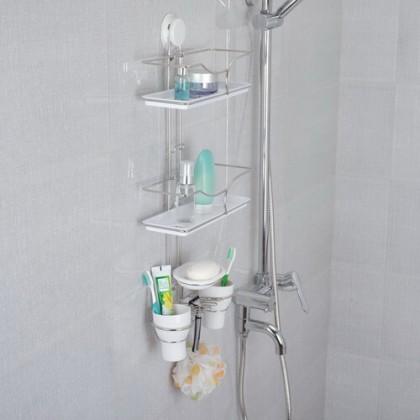 Garbath Bathroom Ladder Shelf (260017)
