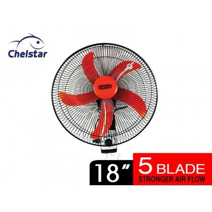 """Chelstar 18"""" Commercial Wall Fan (CCWF-18 O)"""