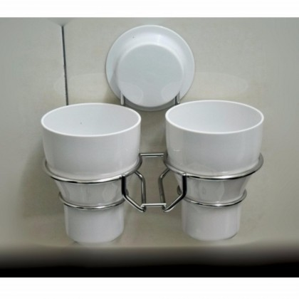 Garbath Double Cup Holder (260048)