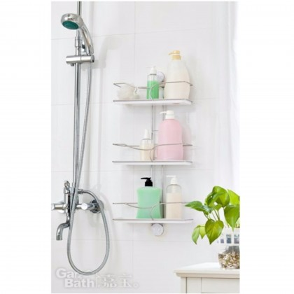 Garbath Bathroom Ladder Shelf (260018)