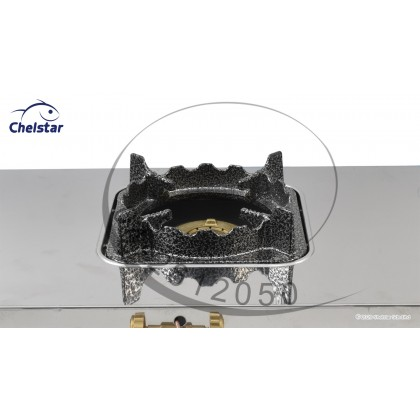 Chelstar Three Burner Commercial Table Top Stove / Gas Cooker (MS-30M)