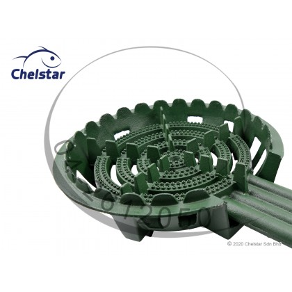 Chelstar Low Pressure Cast Iron Gas Cooker / Stove (C-50RK)