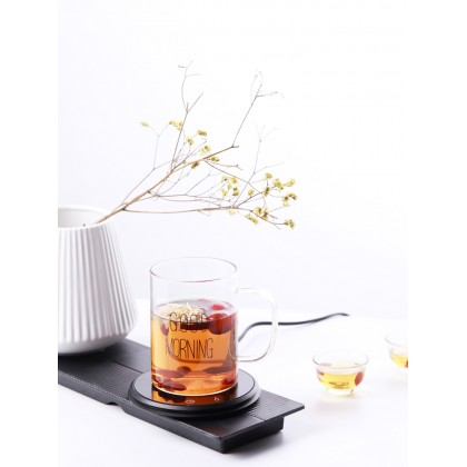 Heating Coaster With 55°C Temperature To Keep Drinks Warm (TB-013)