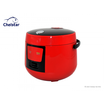 Huaco 1.0 Liter Electric Rice Cooker (HQJY2008)