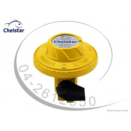 Chelstar Low Pressure Gas Regulator with SIRIM (CR-319E)