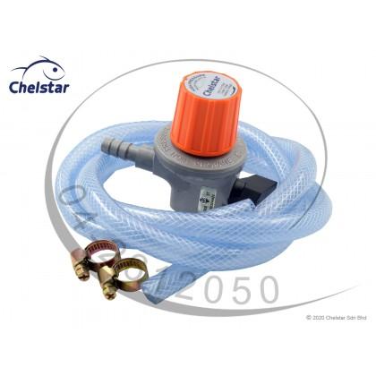 Chelstar Prepack High Pressure Gas Regulator with SIRIM (HP-222)