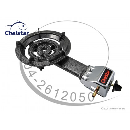 Chelstar Low Pressure Auto-Ignition Cast Iron Gas Cooker / Stove (A-600)