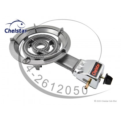 Chelstar Low Pressure Auto-Ignition Cast Iron Gas Cooker / Stove (A-800)