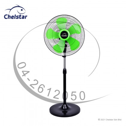 """Chelstar 18"""" Electric Stand Fan (CRS-18A)"""